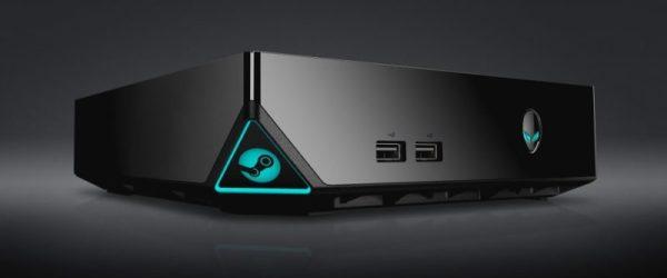 Steam Machines, steam, Alienware, Dell