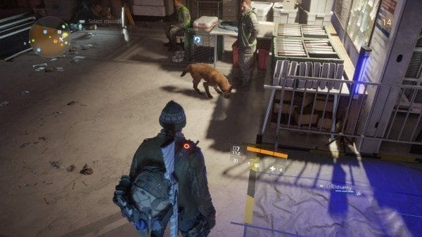 the division dog 2