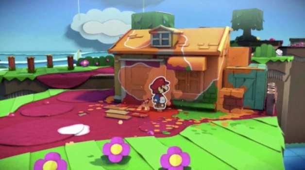 Paper Mario: Color Splash Release Date