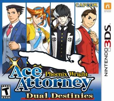 Phoenix Wright: Ace Attorney - Dual Destines
