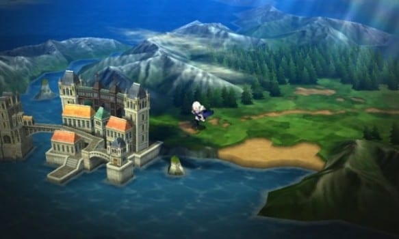 Bravely Second, World Map, Tips, Tricks, 3DS