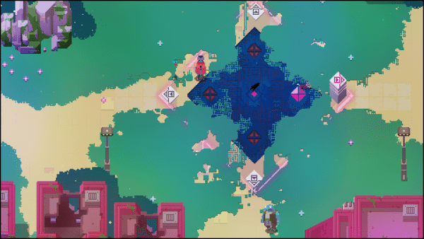 Hyper Light Drifter, explore, beginner's, tips, tricks, how to, guide, walkthrough