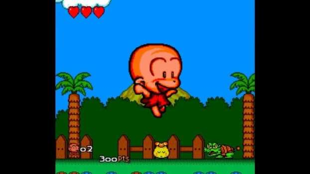 NFC TurboGrafx-16 (1989) - Bonk III: Bonk's Big Adventure (1993)