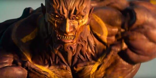 Final Fantasy XV, FFXV, summon, Titan