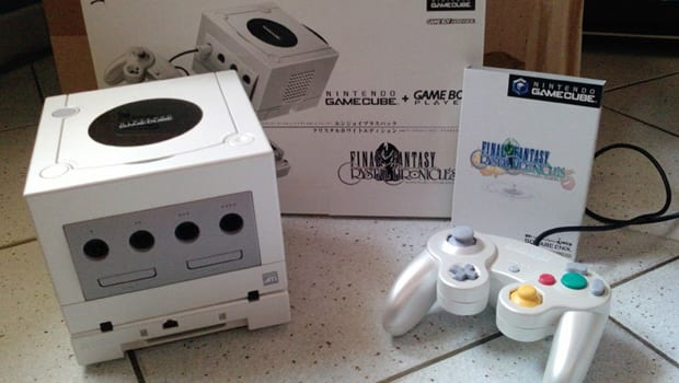Final Fantasy Crystal Chronicles Nintendo Gamecube
