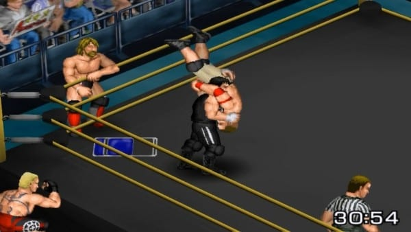 Greatest Wrestling Games 6