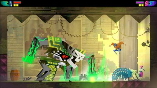 Guacamelee! Super Turbo Championship Edition - 90