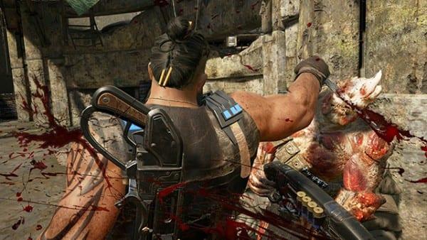 Gears of War 4, multiplayer, beta, new