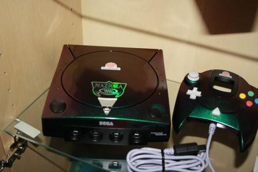 Maziora Sega Dreamcast