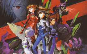 Evangelion, anime, series, best, must, watch, gallery