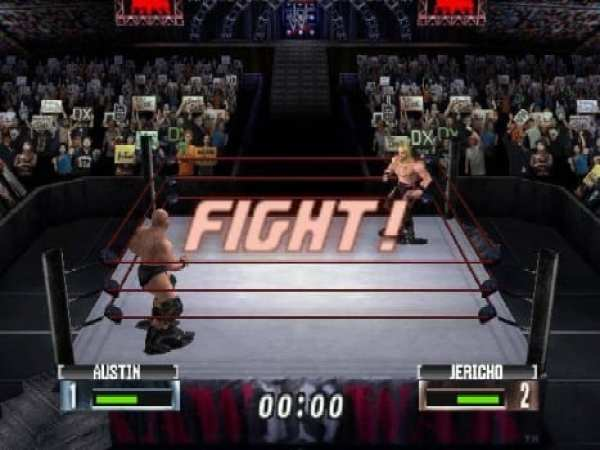 Greatest Wrestling Games 1
