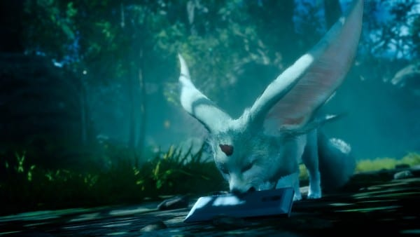 Final Fantasy XV Platinum Demo carbuncle