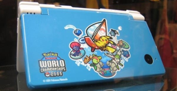 Pokemon World Championship Nintendo DSi