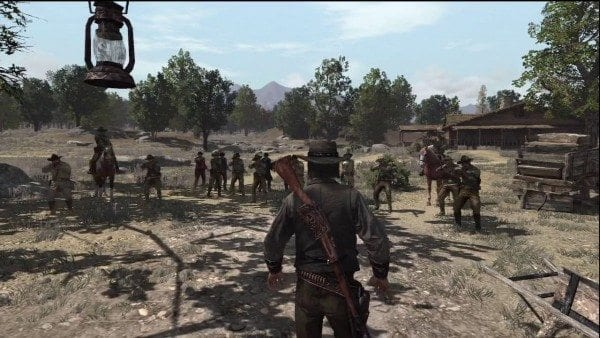 Red Dead Redemption, saddest moments, gaming