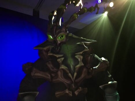 and this giant Thresh