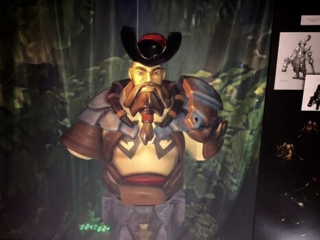 and Gangplank