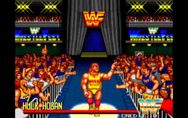 Greatest Wrestling Games 2