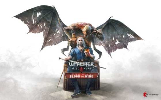The Witcher III: Blood+Wine by Marcin Przybyłowicz, Mikolai Stroinski, and Piotr Musial