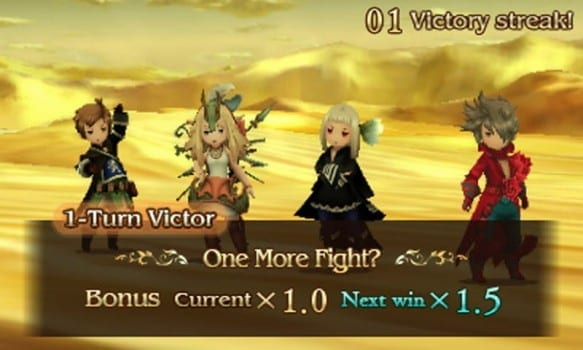 Bravely Second, Battle, Chain, Tips, Tricks, 3DS
