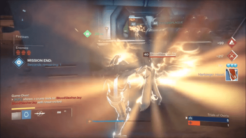 Destiny OP Crane Kick