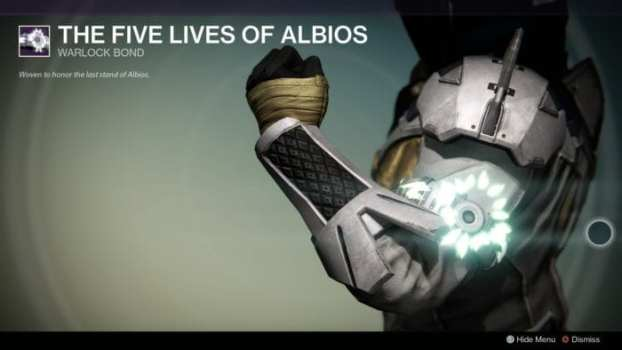 The Five Lives of Albios - Warlock Bond