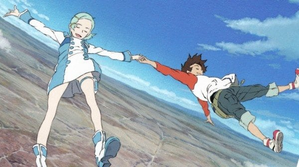 Eureka Seven, anime, series, best, must, watch, gallery