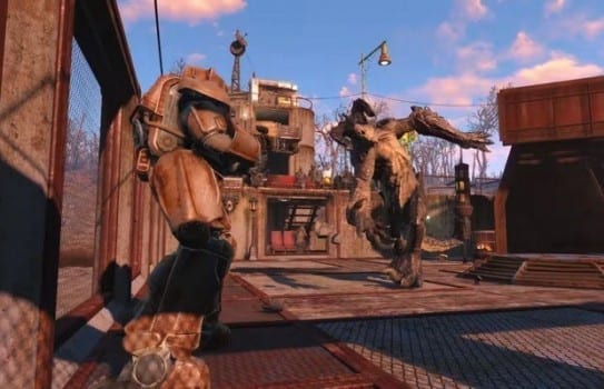 Fallout 4 Wasteland Workshop, what's new, DLC