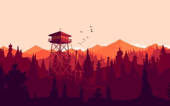 The Opening 10 Minutes - Firewatch