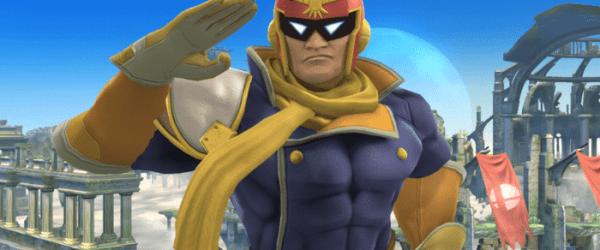 Captain Falcon, Nintendo, Game, character, F-Zero