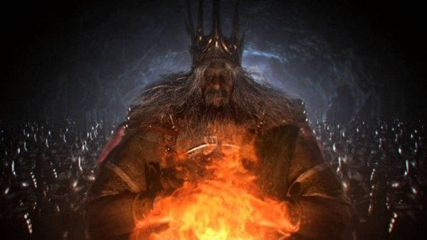dark souls, 3, story, narrative, explained, meaning, point, bonfire