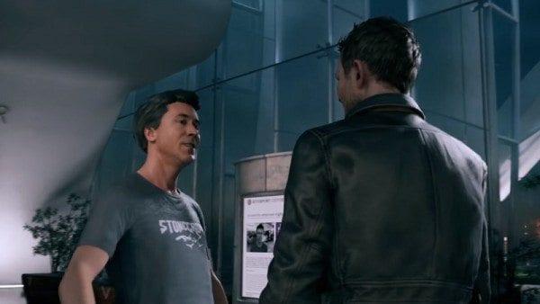 Quantum Break, Jack Joyce, Paul Serene