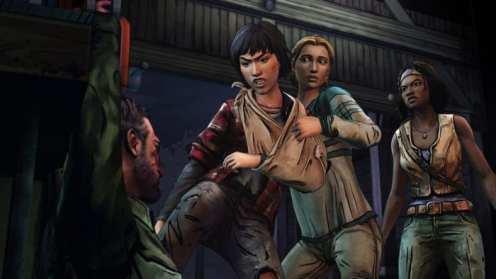 The Walking Dead: Michonne Episode 3