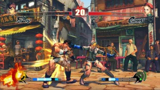 7. Super Street Fighter IV