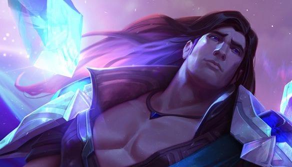 League of Legends Taric New Splash