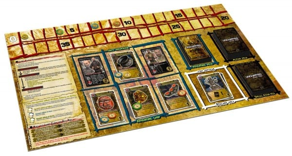 uncharted board game