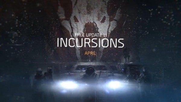 The Division, Incursions