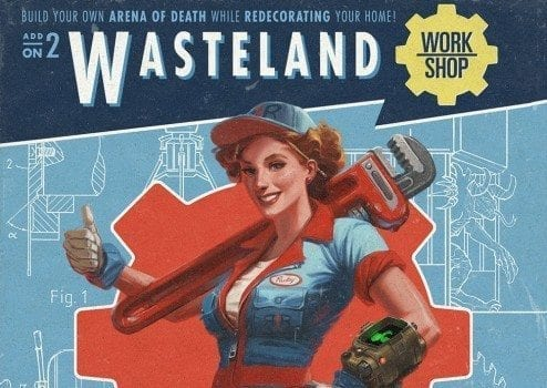 Wasteland Workshop, Fallout 4, DLC, how to, tips, tricks, guide