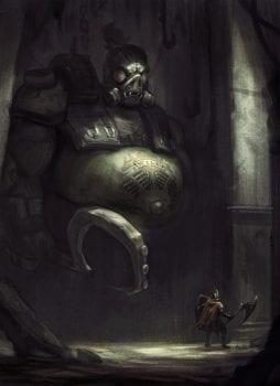 Roadhog, Overwatch, Dark Souls