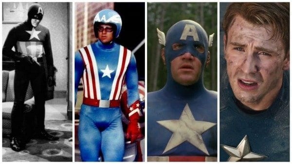 Avengers, actors, Captain America