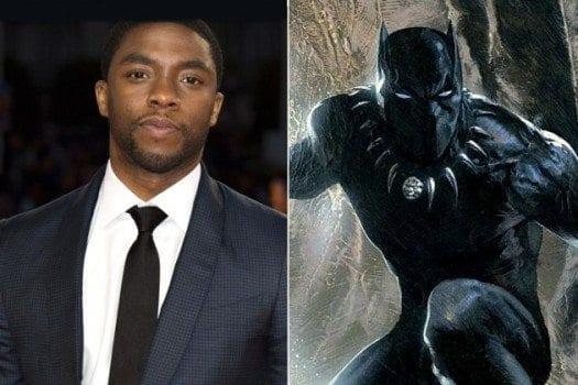 Chadwick Boseman, Black panther, avengers, actors