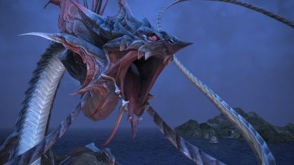 Final Fantasy Summon Leviathan