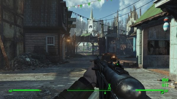 Fallout 4, Far Harbor, 1080p, screenshots, DLC