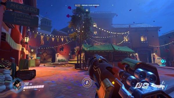 Overwatch, control, tips, tricks