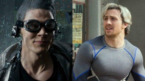 Quicksilver, avengers, actors
