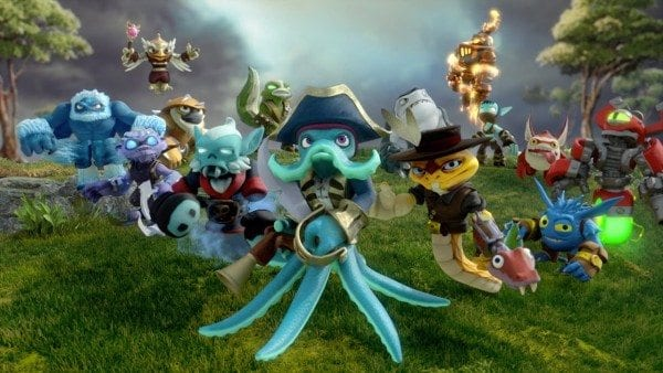 Skylanders Swap Force, best reviewed, Wii U, top scored