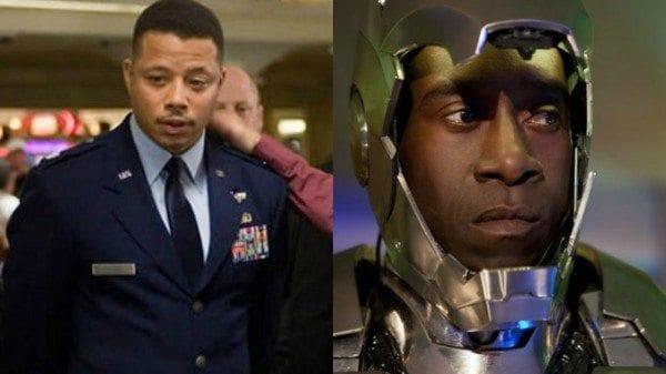 War Machine, actors, avengers