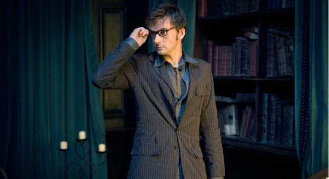The Tenth Doctor, David Tennant (2005 - 2010)