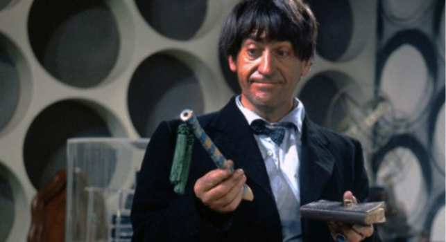 The Second Doctor, Patrick Troughton (1966 - 1969)