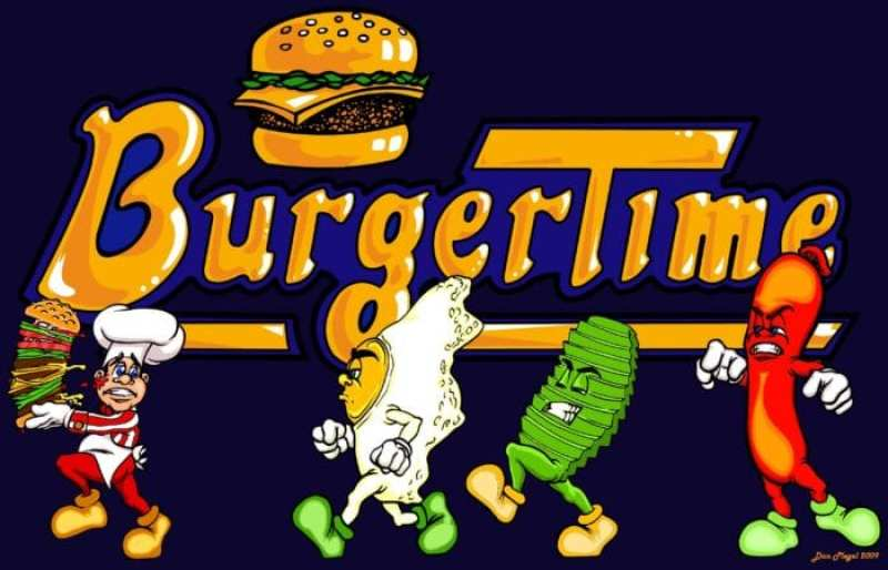 Burgertime, Restaurant