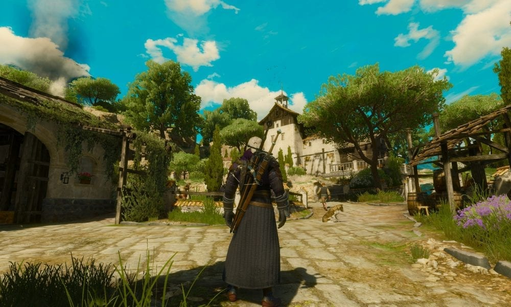 Witcher 3 Blood and Wine  All House Upgrades Benefits